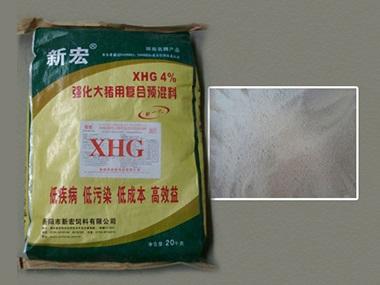 XHG强化大猪用复合预混料