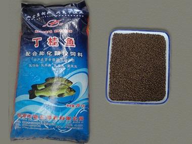 丁桂鱼膨化颗粒配合饲料